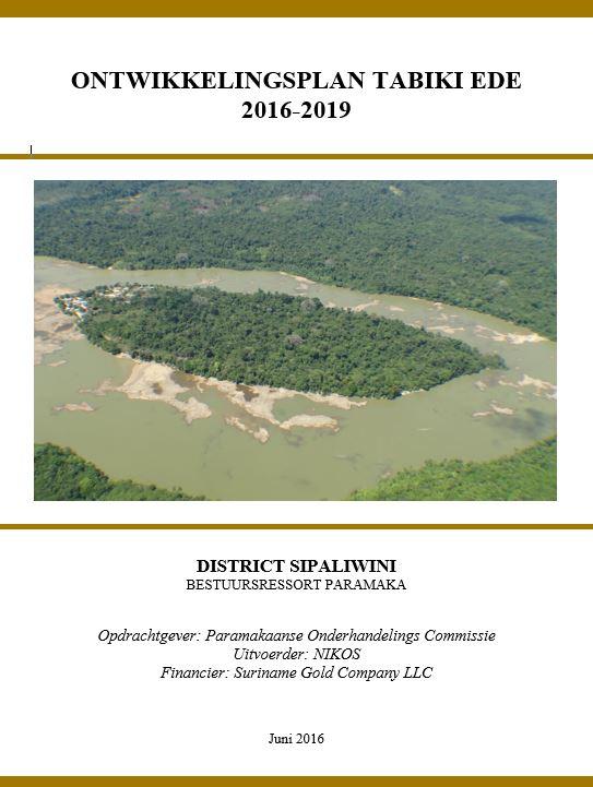 Ontwikkelingsplan Tabiki Ede FINAL