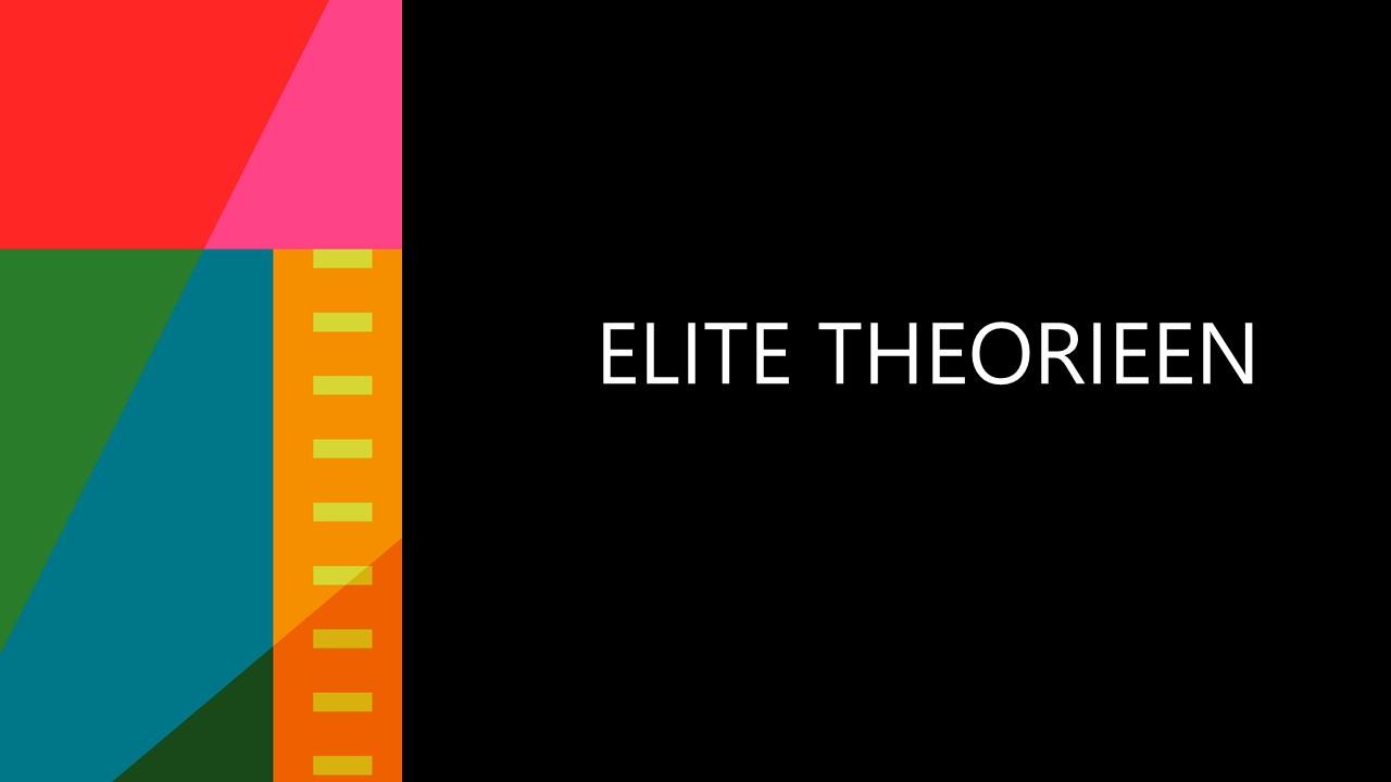 52 ELITE THEORIEEN